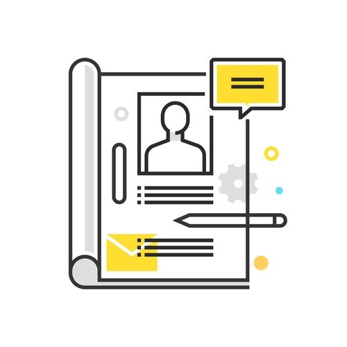 resume symbol