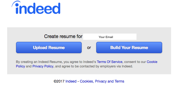 how to post a resume on indeed resumeviking com