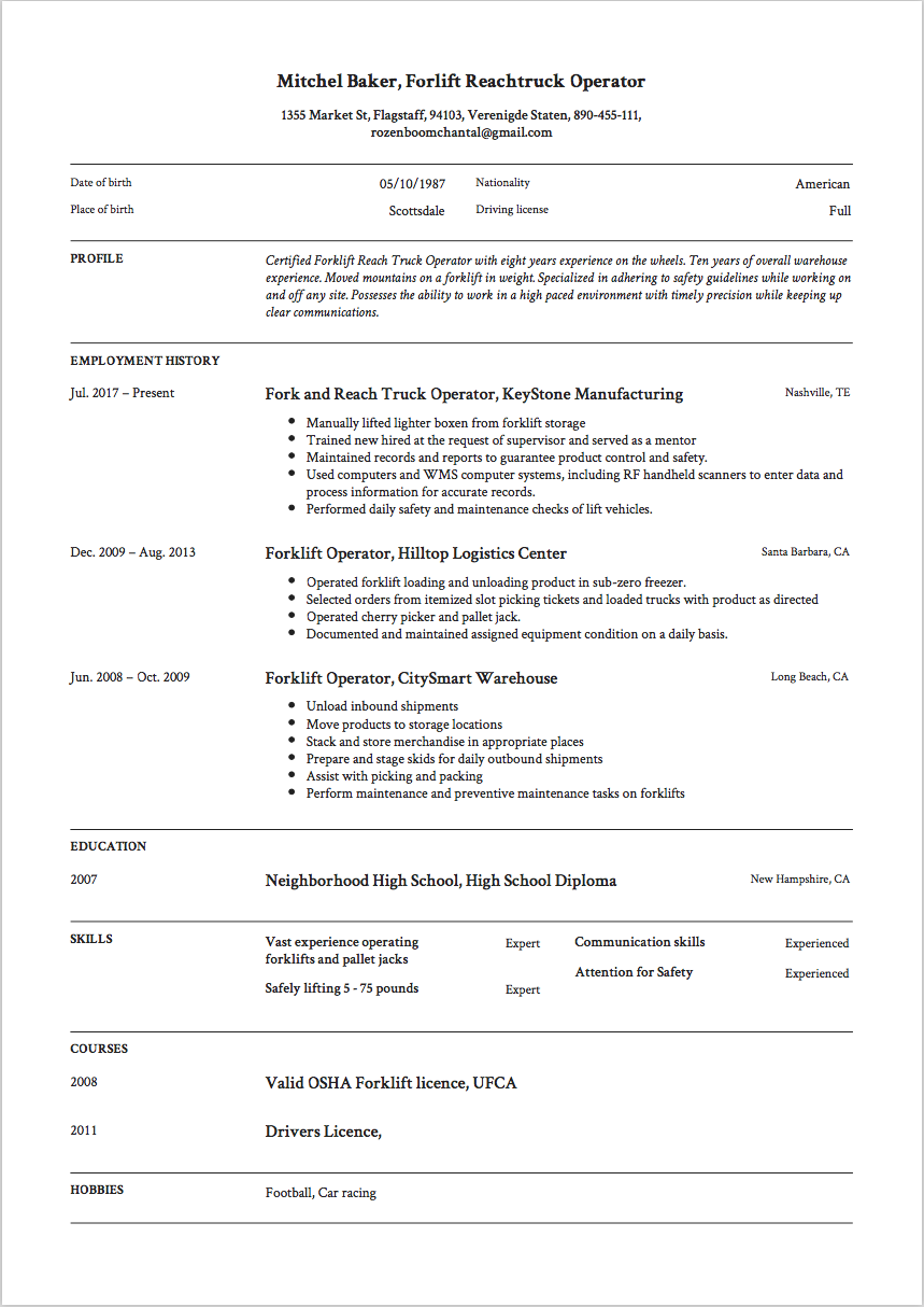 the resume summary statement resumeviking com