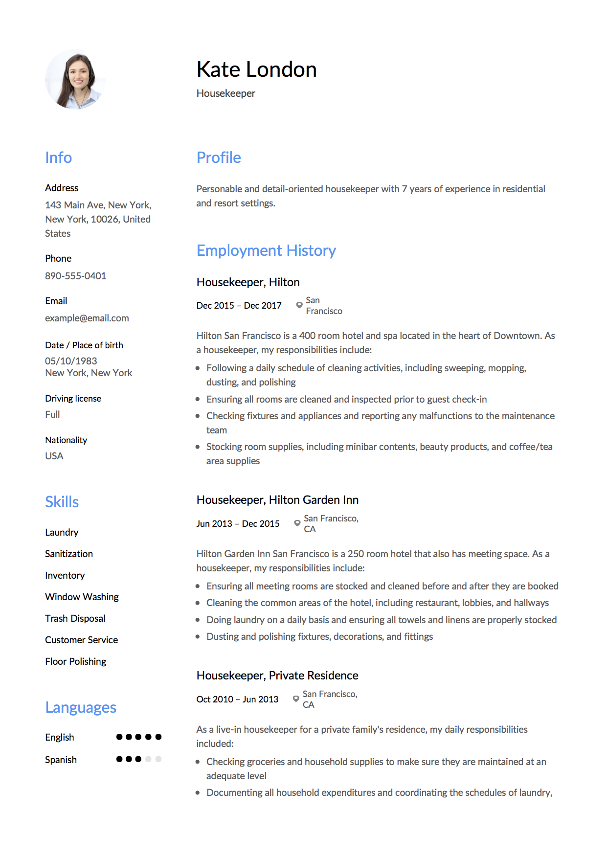 12 Administrative Assistant Resume Sample(s) - 2018 (Free Downloads)