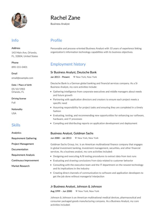 full guide  project manager resume   12  samples