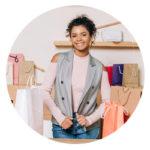 Store Manager Resume Photo Round Women