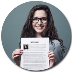 Intern Resume photo