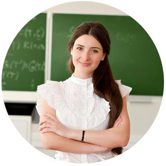 Female English Teacher Resume photo